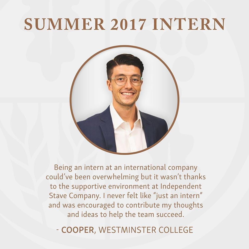 ISCO-Intern-Cooper-web
