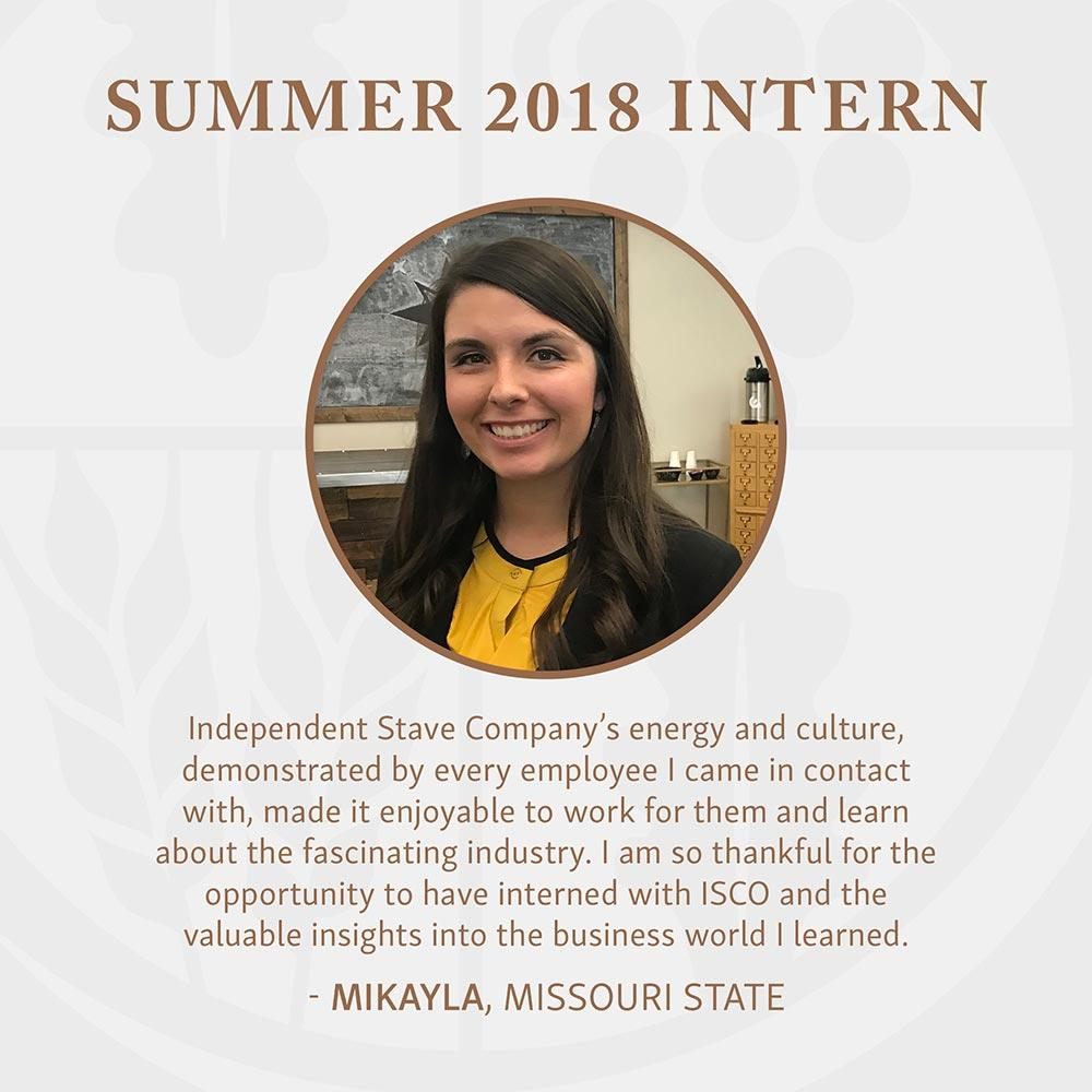 ISCO-Intern-Mikayla-web