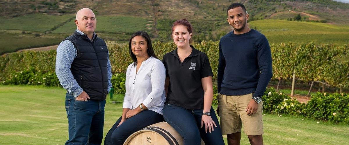 Cape Cooperage Group Supports Cape Winemakers Guild protégé program